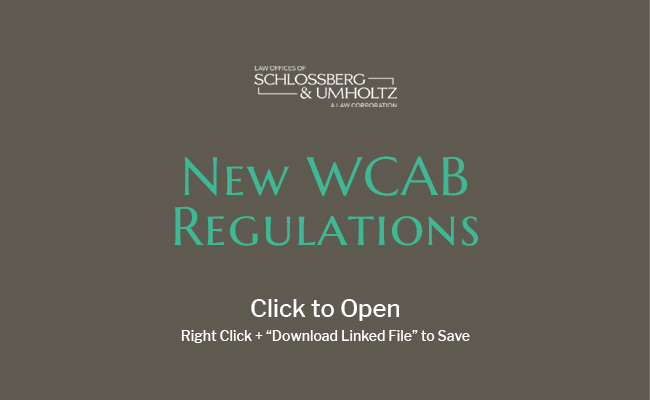 new_wcab_regulations